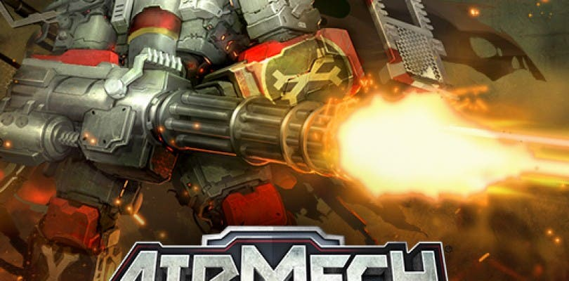 Airmech llegará a PlayStation 4 y Xbox One