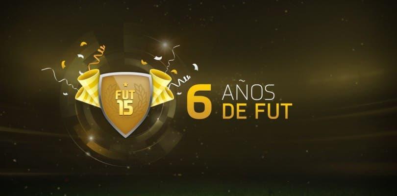 Regalos de EA Sports por el sexto aniversario de FUT