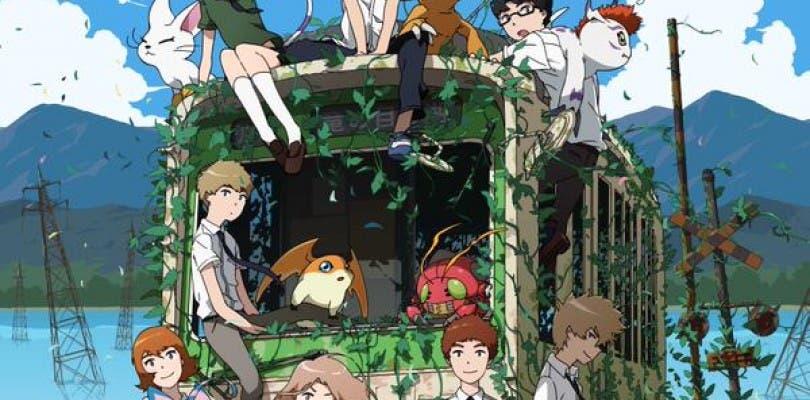 Dos nuevos posters de Digimon Adventure Tri