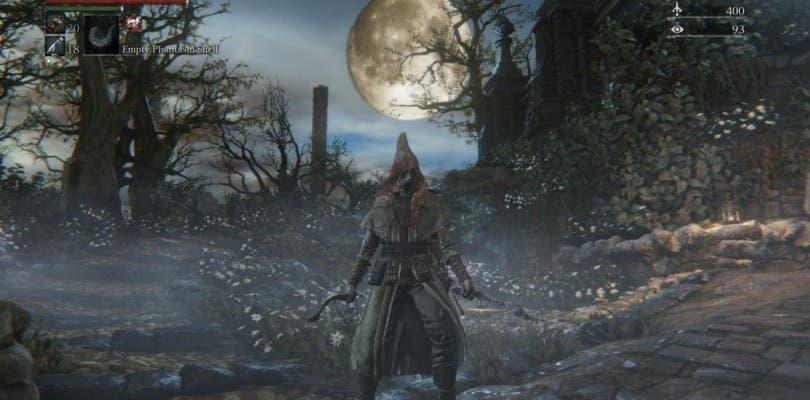 Mañana estará disponible la precarga de Bloodborne