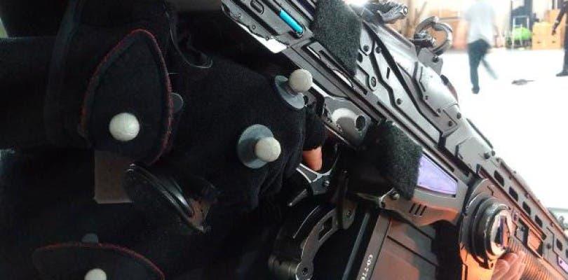 Primera imagen del traje de Gears of War 4