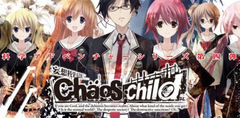 Chaos;Child romperá la exclusividad con Microsoft para salir en consolas PlayStation