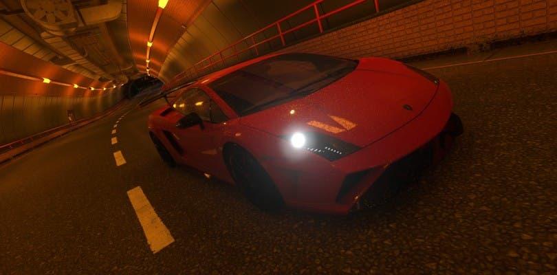 Un modelo de Ferrari de regalo con la próxima actualización de DriveClub
