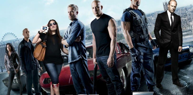 Weta Digital creó con CGI a Paul Walker para Fast and Furious 7