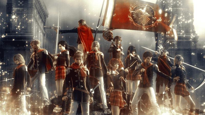 Final Fantasy Type 0HD AreaJugones Analisis ()