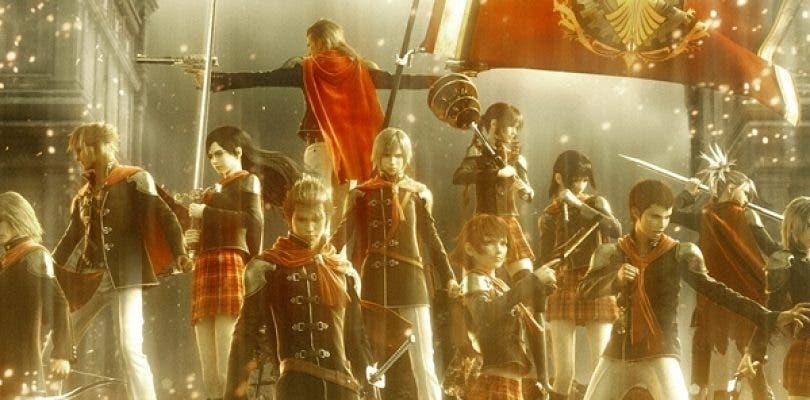 La beta de Final Fantasy Type-0 Online comenzará este mes en China