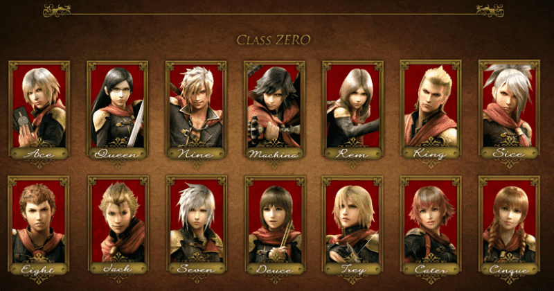 Final Fantasy Type 0HD AreaJugones Analisis
