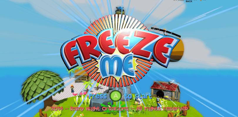El español FreezeME se muestra en un nuevo vídeo