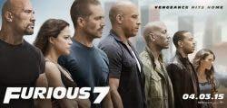 Vin Diesel emocionado en una proyección de Fast and Furious 7