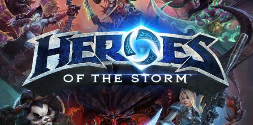 GAME contará con la edición física de Heroes of the Storm