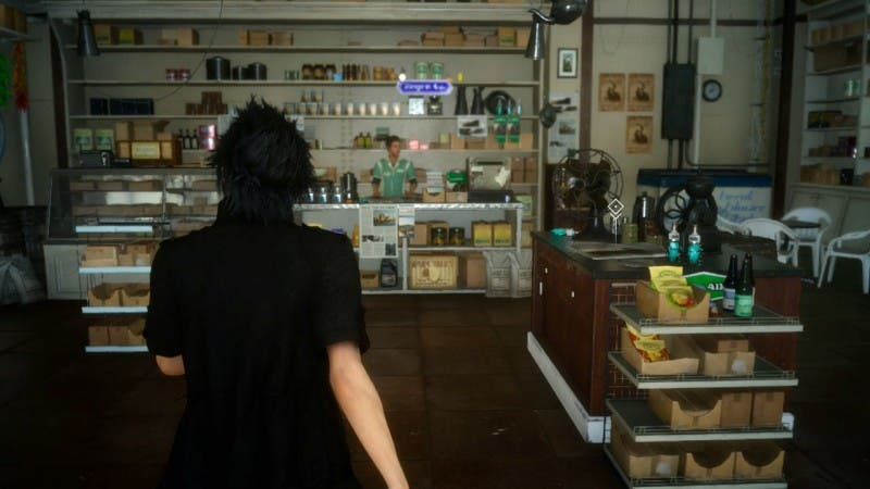 Impresiones Final Fantasy XV Areajugones (13)