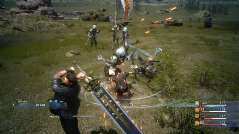 Impresiones Final Fantasy XV Areajugones (9)