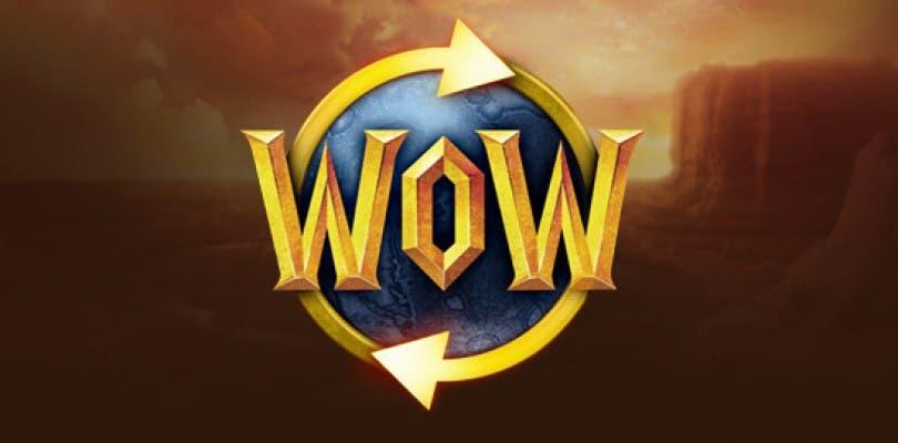 World of Warcraft permitirá comprar tiempo de juego con oro