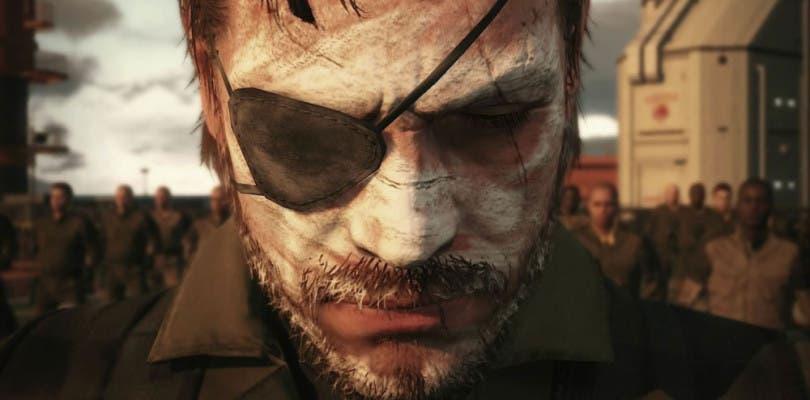 Kojima habla de Metal Gear Solid V: The Phantom Pain y su dificultad
