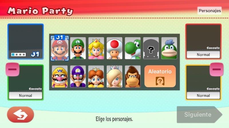 Mario Party (4)