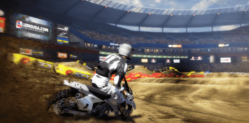 MX vs ATV: Supercross Encore llega a Steam Early Access