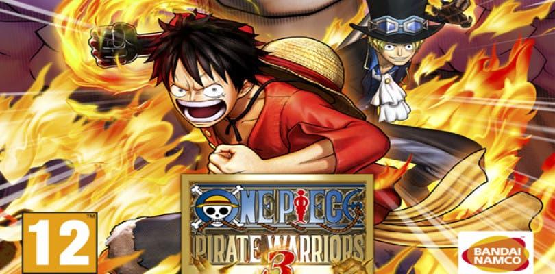 Revelada la fecha de lanzamiento de One Piece Pirate Warriors 3