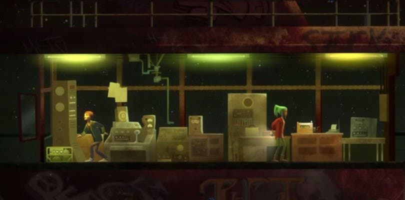 Night School Studio presenta su primer título, Oxenfree