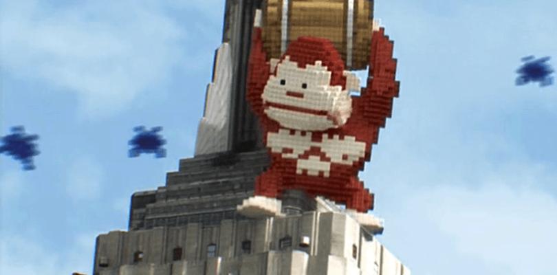 Primer trailer completo de la película Pixels