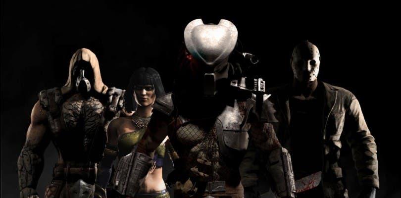 Predator, Tanya, Tremor y Jason confirman su aparición en Mortal Kombat X