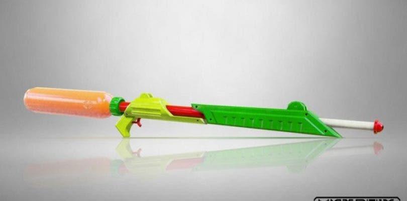 Os presentamos una nueva arma para Splatoon
