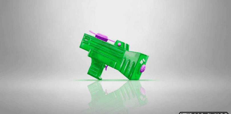 Presentan un arma de bajo consumo y para principiantes en Splatoon
