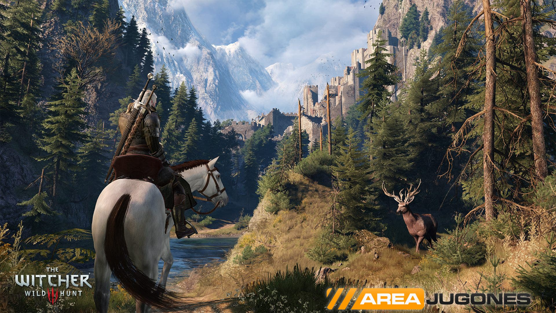 The Witcher 3 - Captura 22 de marzo Gamestar - Areajugones