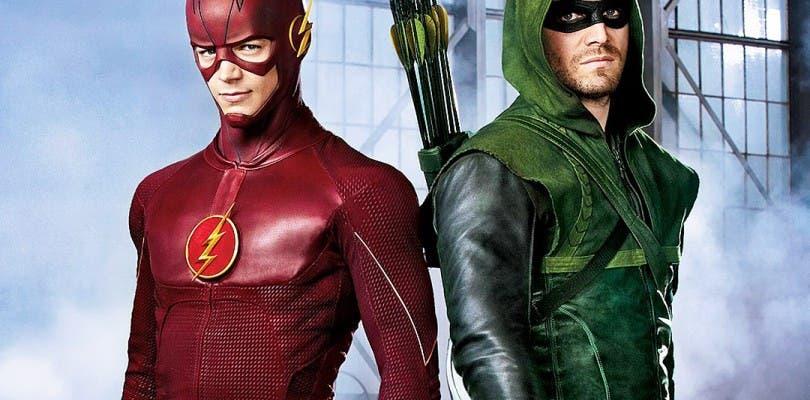 Los trailers de Arrow y The Flash del PaleyFest en buena calidad