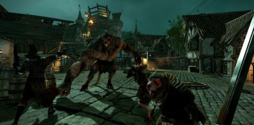 Warhammer: End Times – Vermintude se deja ver en la GDC