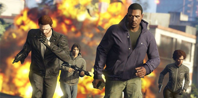 Nuevos modos llegarán junto a los atracos en GTA Online