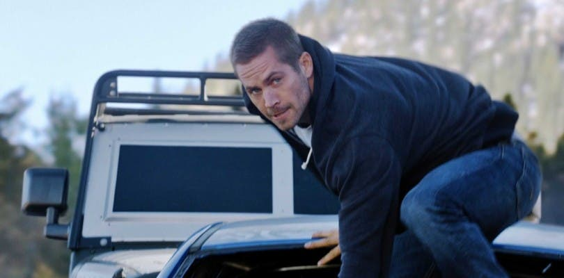 Paul Walker asalta un furgón blindado en el nuevo clip de Fast and Furious 7