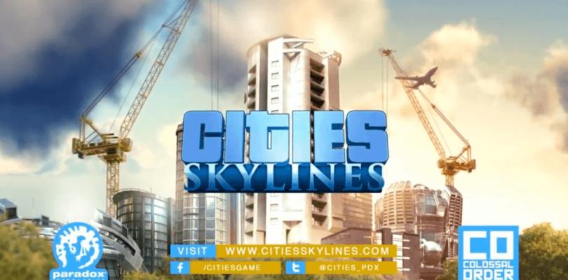 Cities: Skylines se actualiza con nuevo contenido y mejoras