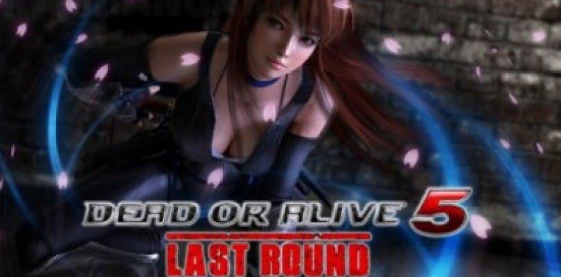 Dead or Alive 5: Last Round Core Fighter ha sido descargado 4 millones de veces