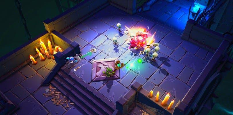 Super Dungeon Bros llegará a PlayStation 4