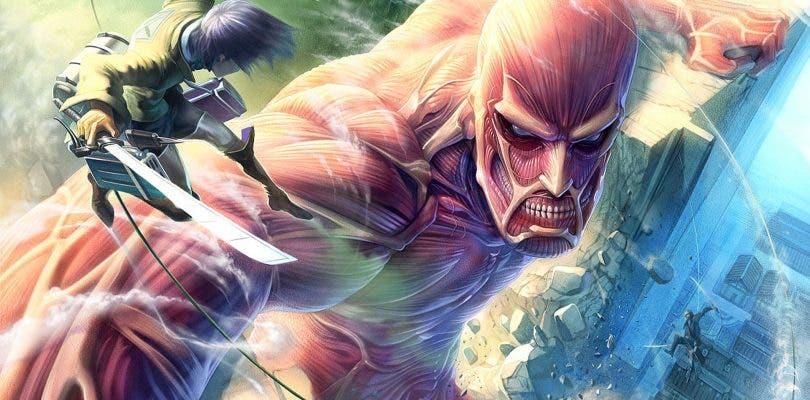 Revelado el teaser de Attack On Titan