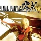 Nueva actualización de Final Fantasy Type-0 HD