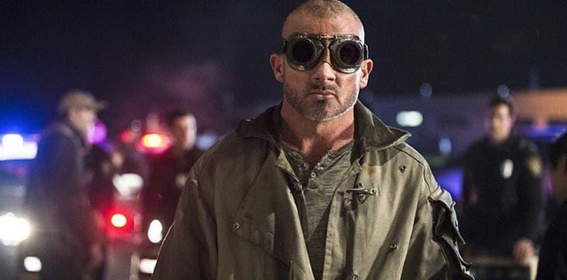 Dominic Purcell se une al spin-off de Arrow y The Flash