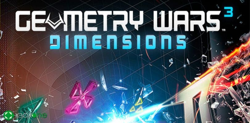Se anuncia Geometry Wars 3: Dimensions Evolved