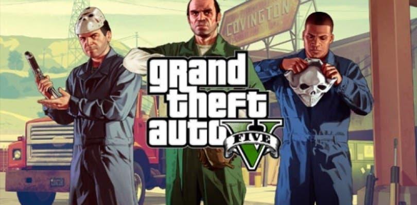 GTA V se coloca como segundo juego más jugado de Steam tras su lanzamiento