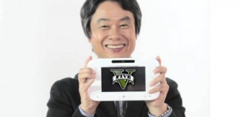 Rockstar pensó en lanzar Grand Theft Auto V para Wii U