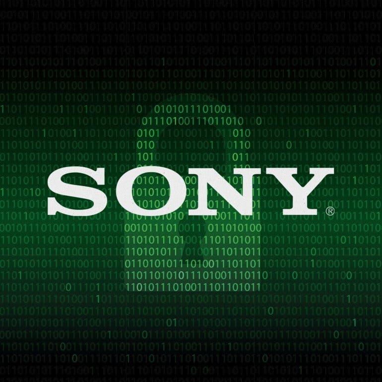 Sony Hack Illustration
