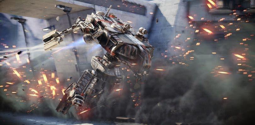 Hawken se luce en PlayStation 4 durante su último tráiler