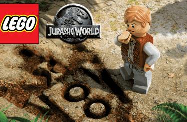 Nuevo tráiler de LEGO Jurassic World