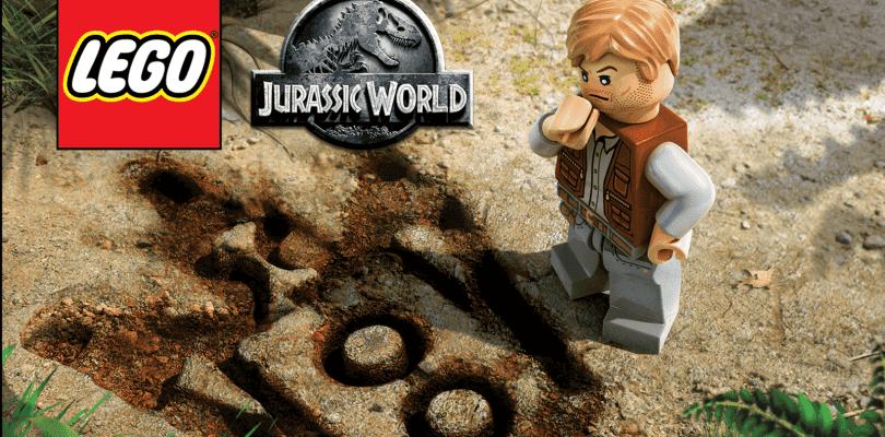 Primer tráiler de LEGO Jurassic Park