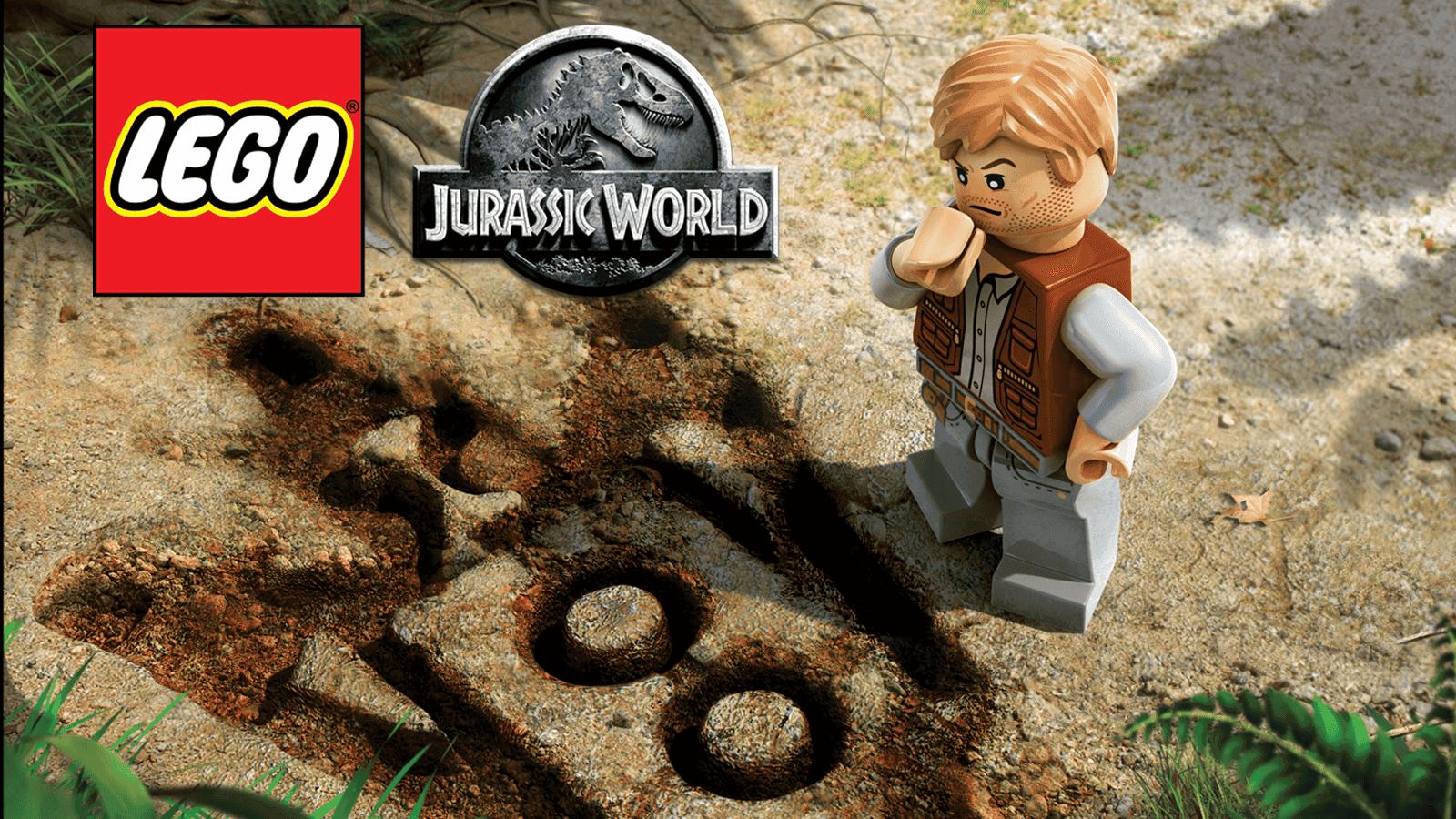 Asistimos A La Presentacion De Lego Jurassic World