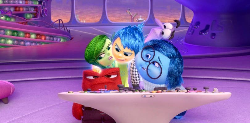 Nuevo trailer de Inside Out, la nueva propuesta de Pixar