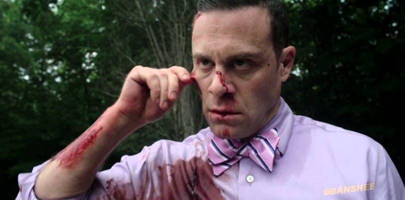 Banshee: Matthew Rauch será regular en la cuarta temporada y ficha a Casey LaBow