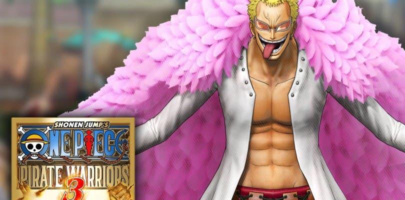 One Piece: Pirate Warriors 3 tendrá una edición especial sólo para Europa