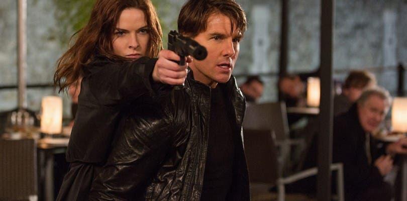 Trailer extendido de Mission: Impossible Rogue Nation