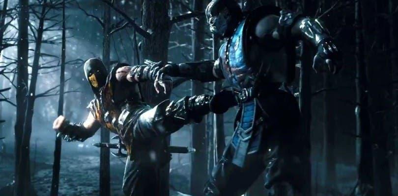 Tráiler de lanzamiento de Mortal Kombat X